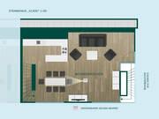 2. Obergeschoss Ferien-Strandhaus Scado