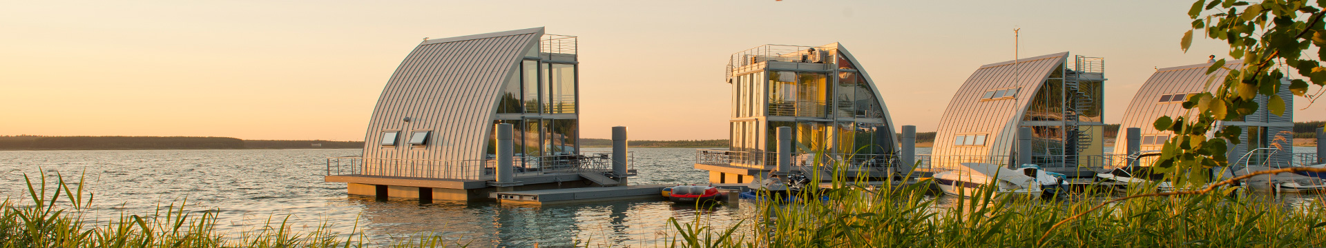 Lausitzer Seenland Resort | Ferien am Geierswalder See