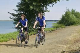 Radtour im Lausitzer Seenland