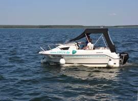 Verleih Motorboot Lausitzer Seenland (Geierswalder See)